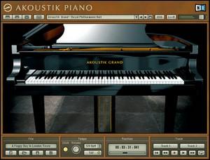 Akoustik Piano de Native Instruments
