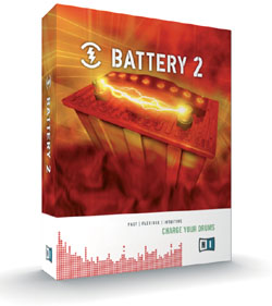 Native Instruments Battery 2