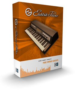 Boîte de l'Electrik Piano de Native Instruments