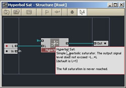 Un double-clic permet de naviguer dans les différents niveau d'édition du Reaktor 5 de Native Instruments
