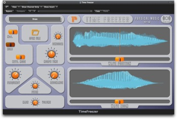Time Freezer Instrument