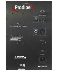 Face arrière des Prodipe Pro 8