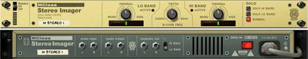 MClass Stereo Imager dans Reason 3 de Propellerhead