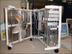 Sans aller jusque là, il faut bien refroidir un PC pour qu'il fonctionne...