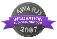 AudioFanzine décerne au Pianoteq 2 de Modartt l'Award de l'innovation.