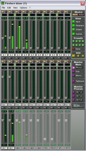 Mixeur Submix