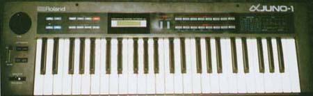 Roland Juno 1