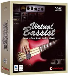Virtual Bassist, le nouvel instrumentiste virtuel signé Steinberg