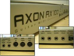 Face arrière de l'Axon de Terratec