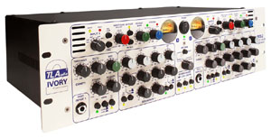 Vue du 5052 de TL Audio