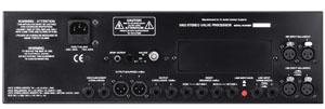 Connexions à l'arrière du TL Audio 5052