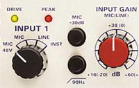 Préampli du TL Audio 5052
