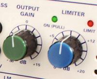 Limiteur sur le 5052 de TL Audio