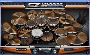 Le kit DFH d'EZdrummer