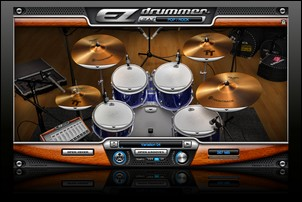 Le kit Pop/Rock de base pour EZdrummer