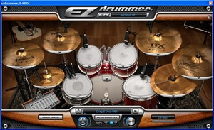 L'extension Nashville pour EZdrummer