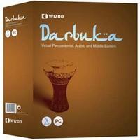 Wizoo Darbuka : une belle boîte pour un beau soft...